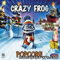 Crazy frog pop corn