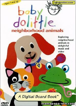 Baby Einstein - Baby Dolittle: Neighborhood Animals